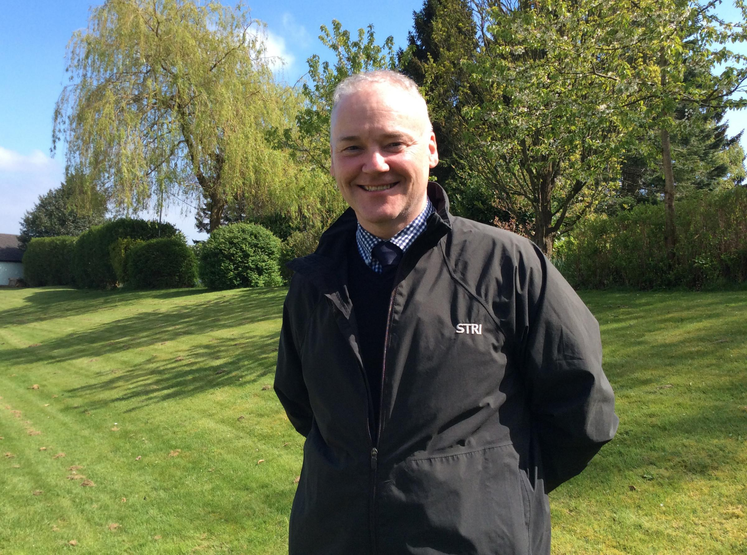 Sports pitch firm appoints consultant