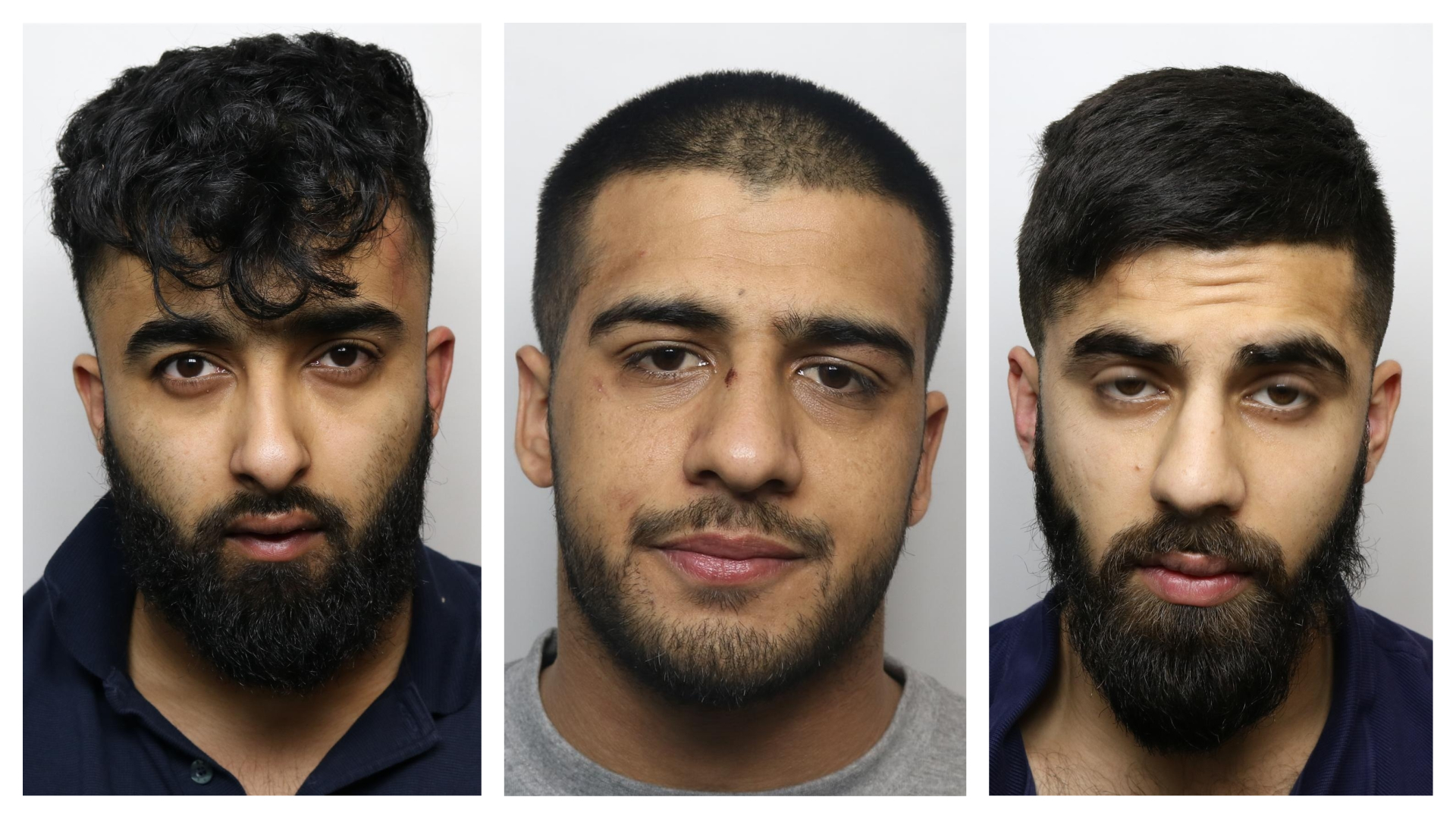 Bilal Shah, Baber Iqbal and Abuzar Raja jailed for stealing Mercedes and BMWs in Eccleshill house burglary