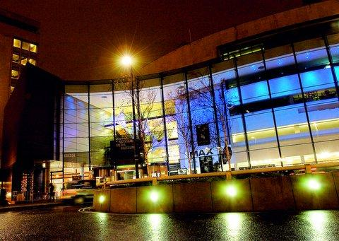 The National Media Museum in Bradford