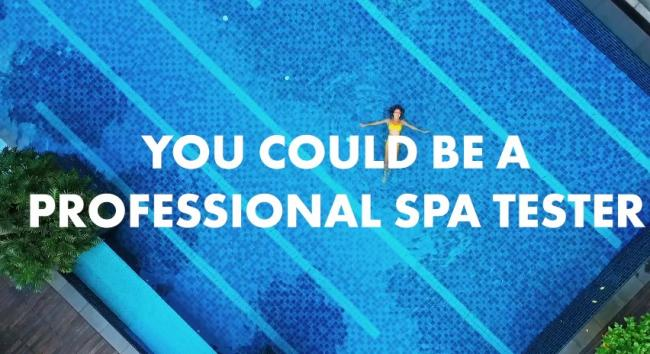 How you could be a spa tester this summer (and get paid £500 for it). Pic credit: SpaSeekers