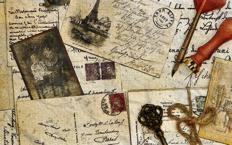 Letters and cards have long been treasured by families, but does anyone still send them? Picture: Pixabay