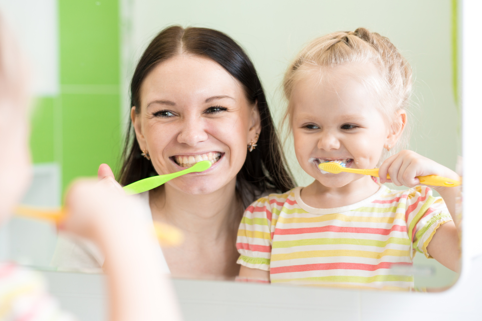 Brushing-up on your oral health