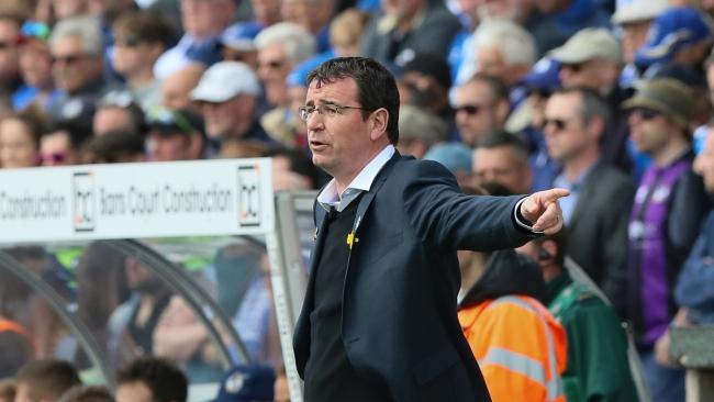 "Gary Bowyer says City are ""making inroads"" with their targets. Pic: Thomas Gadd"