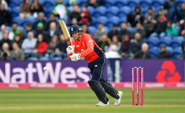 England's Joe Root playing for England against Pakistan in an International T20 match at Sophia Gardens, Cardiff earlier this year Picture: Simon Galloway/PA Wire