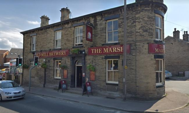 Marsh Hotel. Picture: Google Street View.