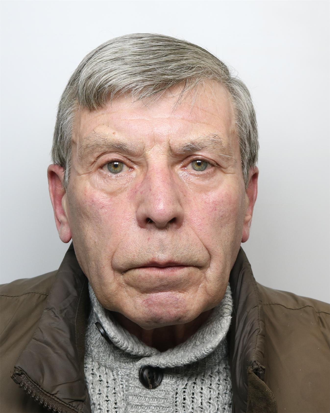 Wife of paedophile Ian Roberts said she didn't know him when offending took place