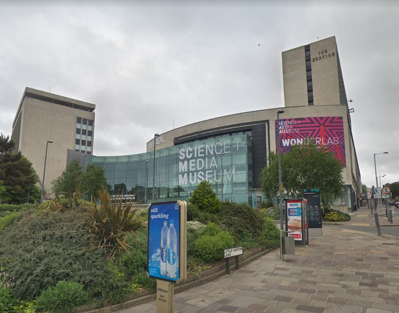 Adult only event at Science and Media Museum looks at 'Superhuman' science