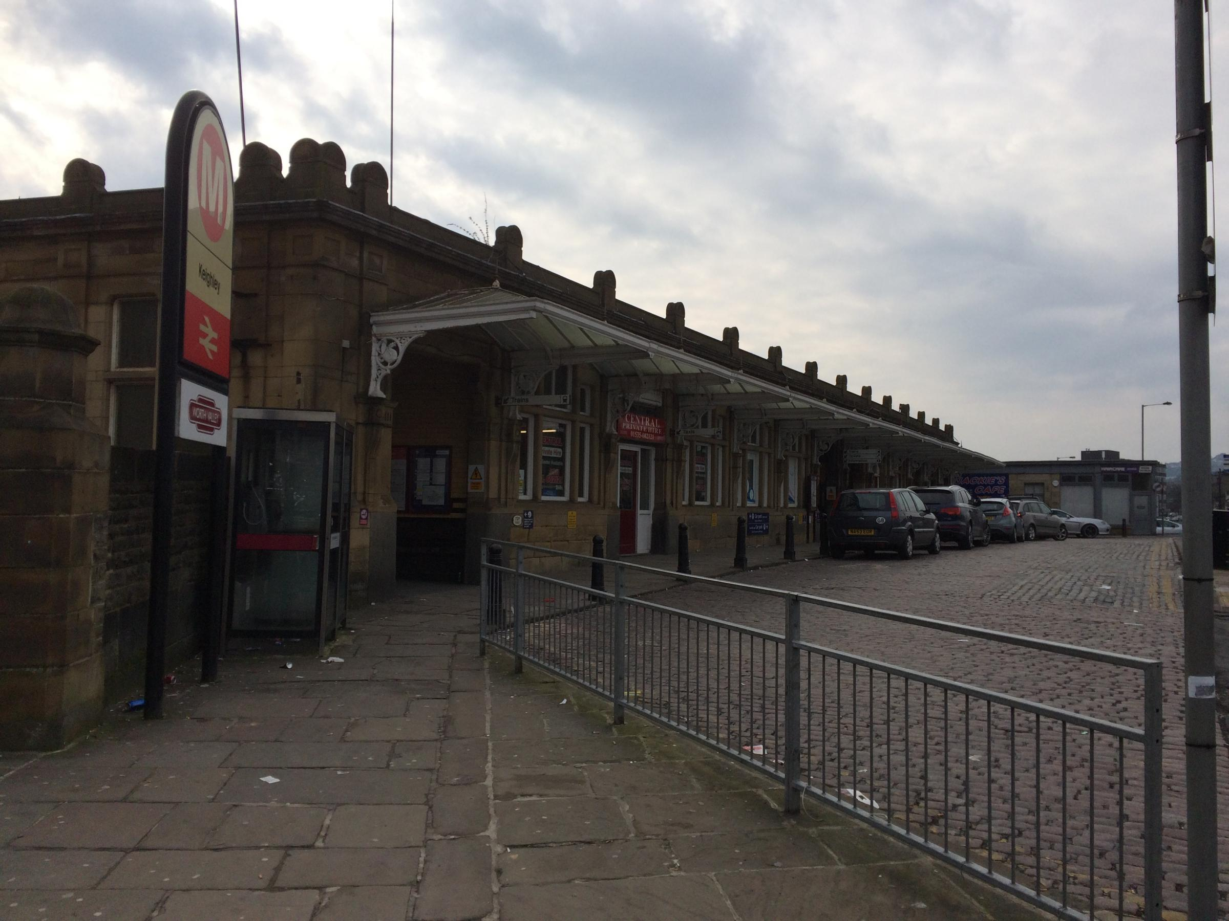 Rail station to get £4m facelift