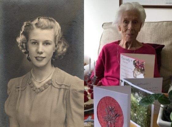 Queensbury community champion Doris passes away aged 94