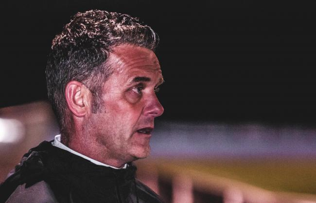 Sean Regan has stepped down as Eccleshill boss   Picture: George Wood