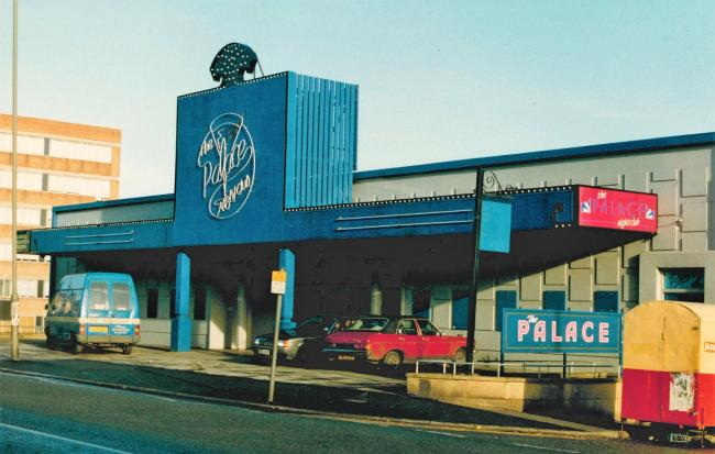 The Palace Nightclub 1990