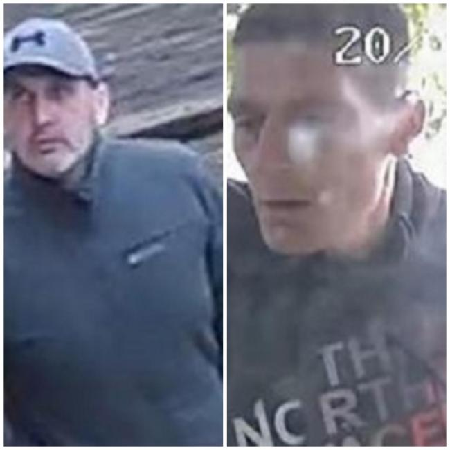 The two separate incidents occurred this month Picture: West Yorkshire Police VPO
