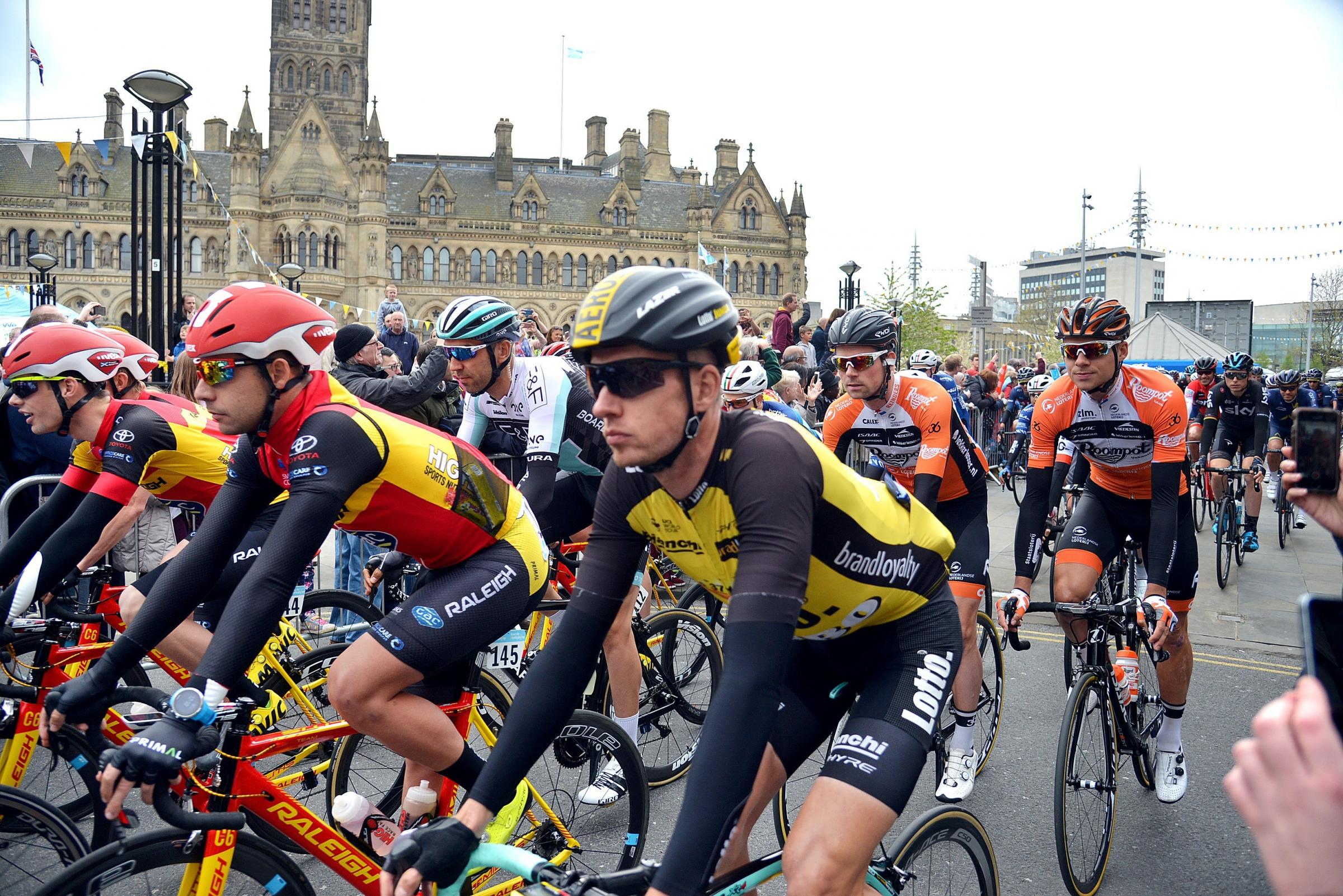 Bradford UCI World Cycling Championship timings released