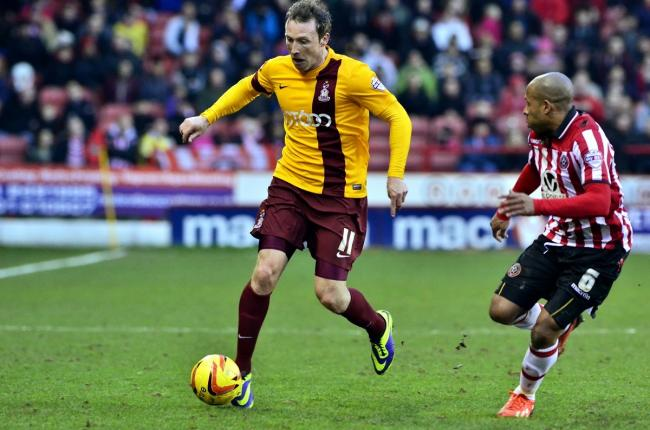 Garry Thompson will be reunited with the Bantams in pre-season with Avenue