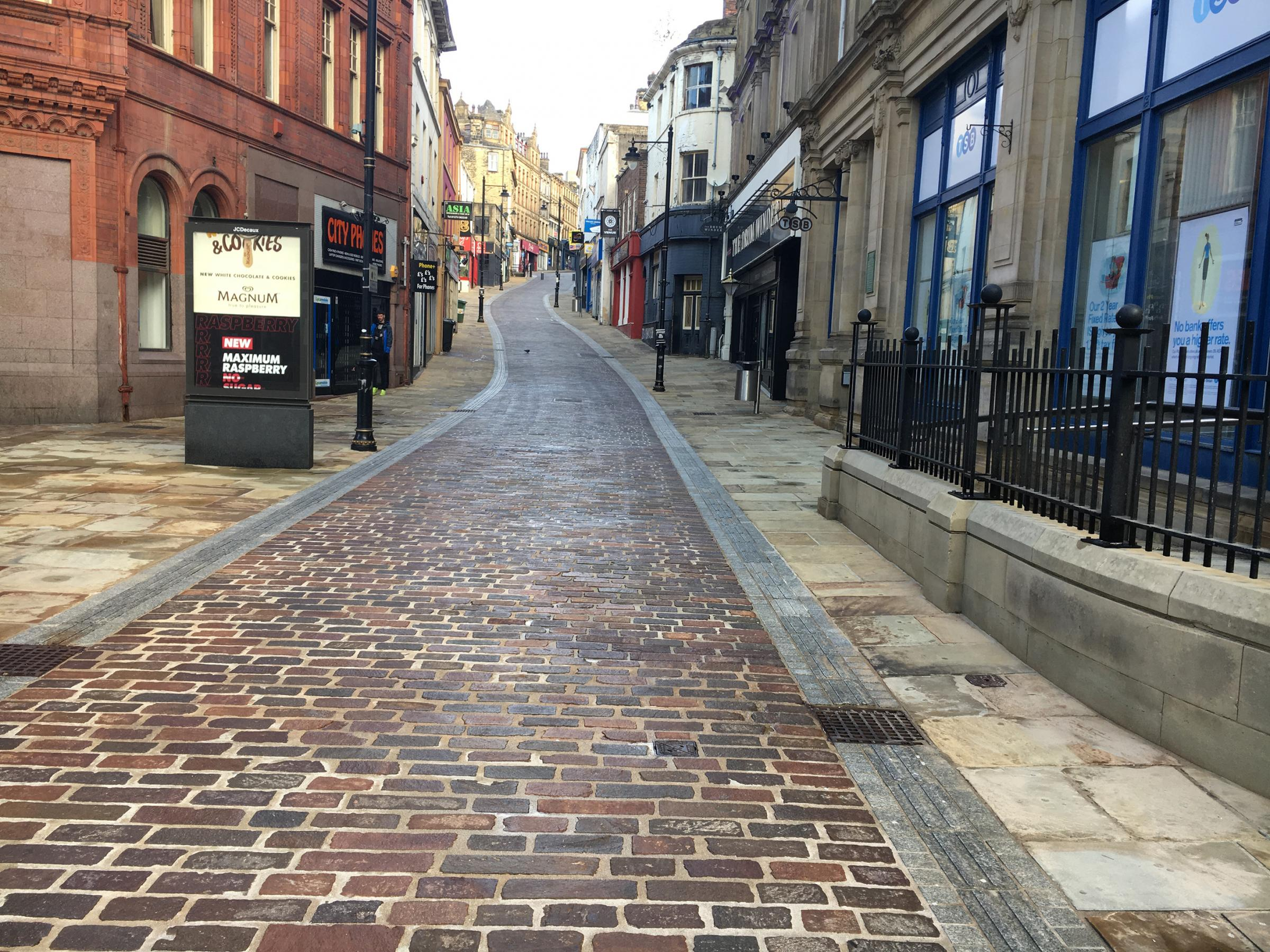 Bradford misses out on funding to revive historic high streets - but Leeds, Huddersfield and Skipton get money