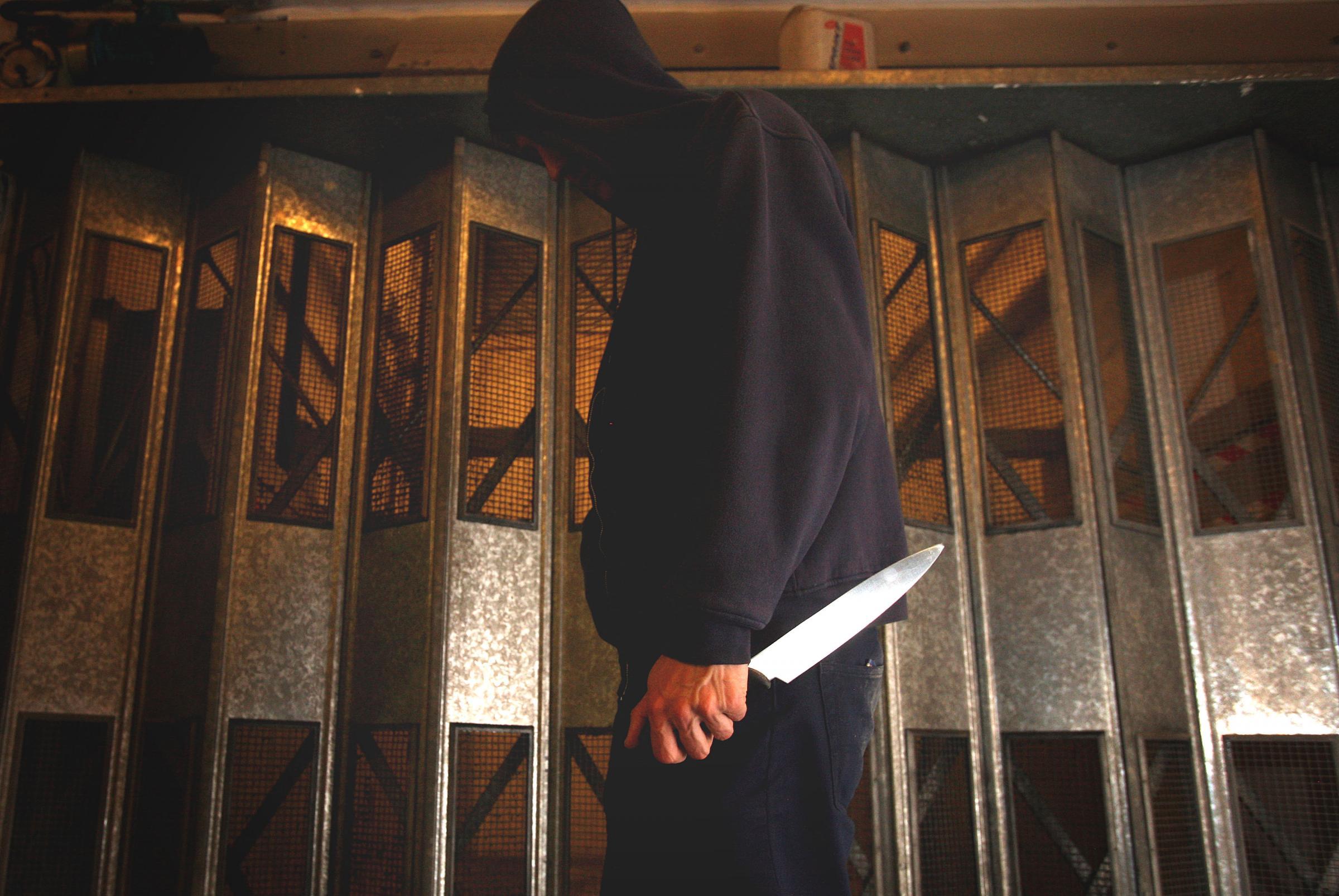 Startling figures reveal huge rise in knife crime in West Yorkshire