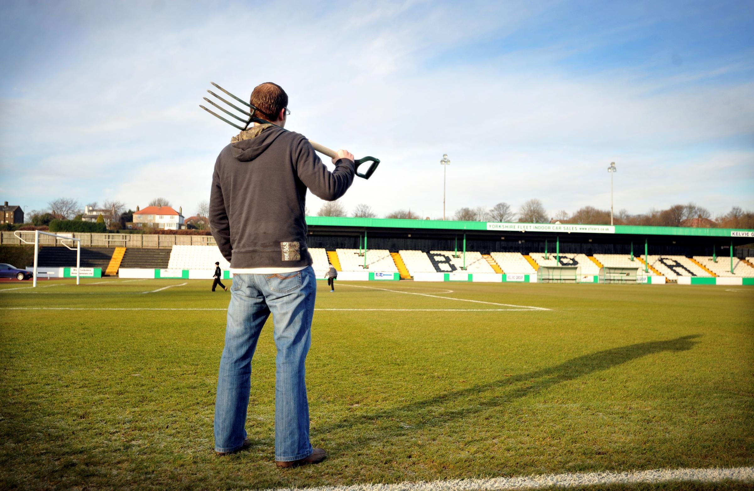Bradford (Park Avenue) set to sign lease on stadium