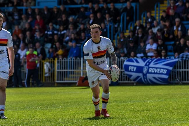 Jordan Lilley is predicting a big finish to the season from the Bulls. Pic: Tom Pearson