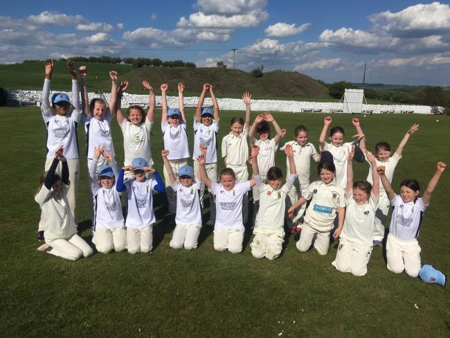 Girls cricket in West Yorkshire is going from strength-to-strength as the World Cup begins today
