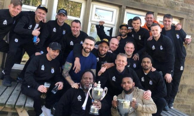 Mill Lane are celebrating a double success in the Sunday Alliance