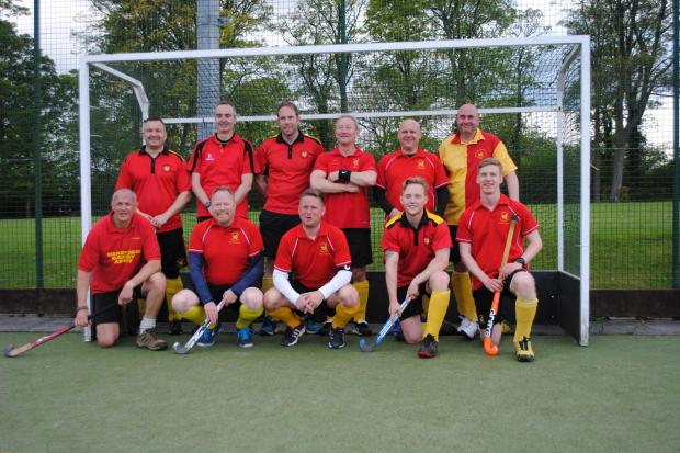 Past players reunited for Bradford Hockey Club's anniversary celebrations