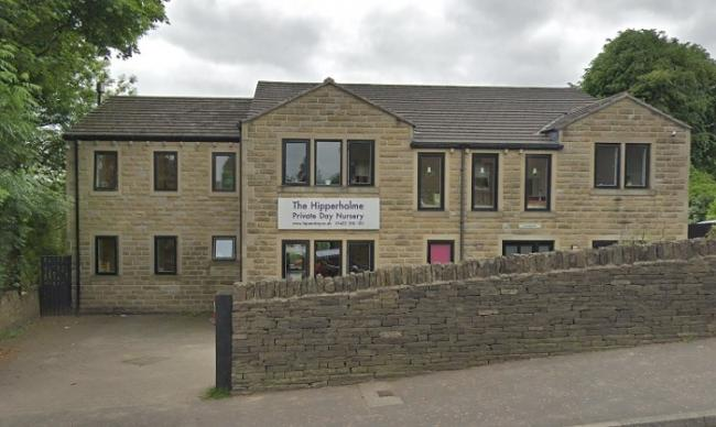Hipperholme Day Nursery - image from Google Street View