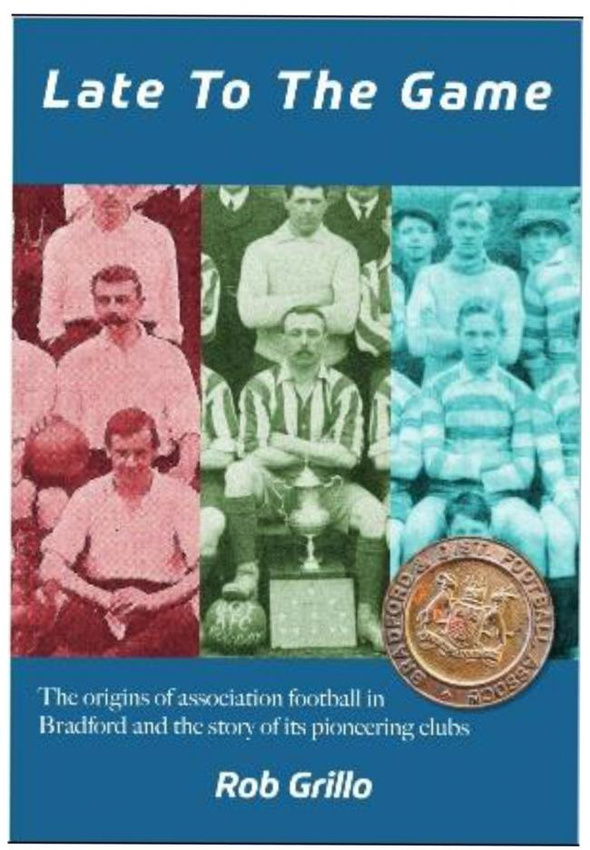 Rob Grillo's talk will explore the remarkable story of Bradford's sporting history