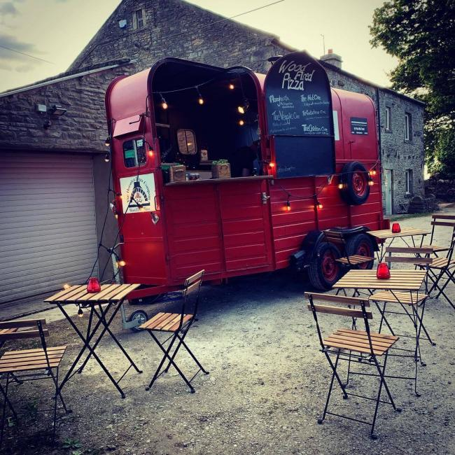 The Horsebox Pizza Company Moves Into Sunbridge Wells