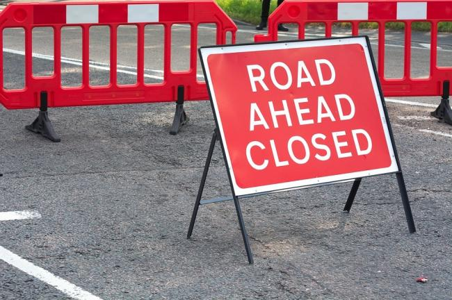 Road closures planned for Autumn