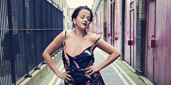 Luisa Omielan will be performing at the Underground on Duke Street in Bradford this July
