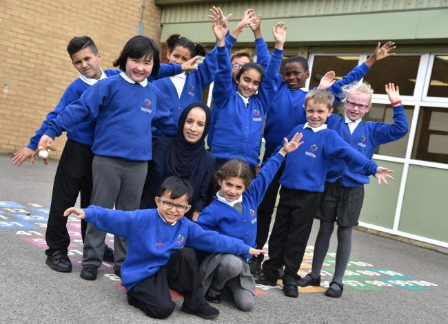 Horton Park Primary has been named a Centre for Excellence due to the high level of teaching, the first school in Bradford to be awarded this accolade..