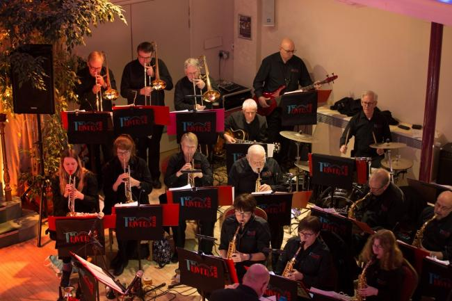 The Two Rivers Swing Band