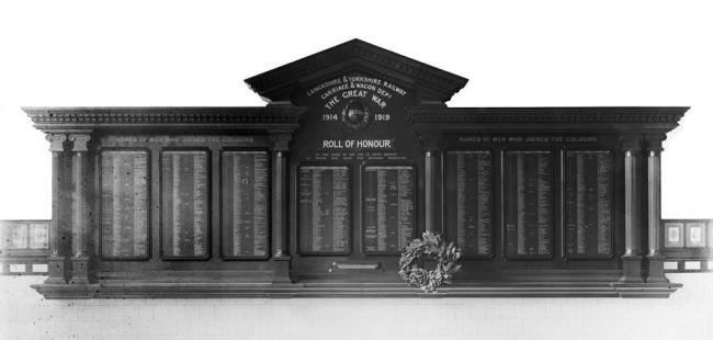 First World War memorial set to be moved to Newton Heath train maintenance depot