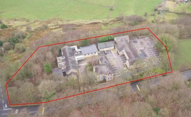 Stoney Ridge Hospital - which could soon be demolished to make way for housing