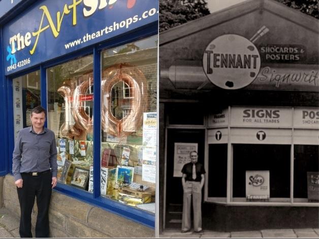 The Art Shop Ilkley celebrates centenary