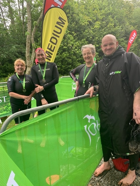 Lake Windermere conquered by Incommunities staff