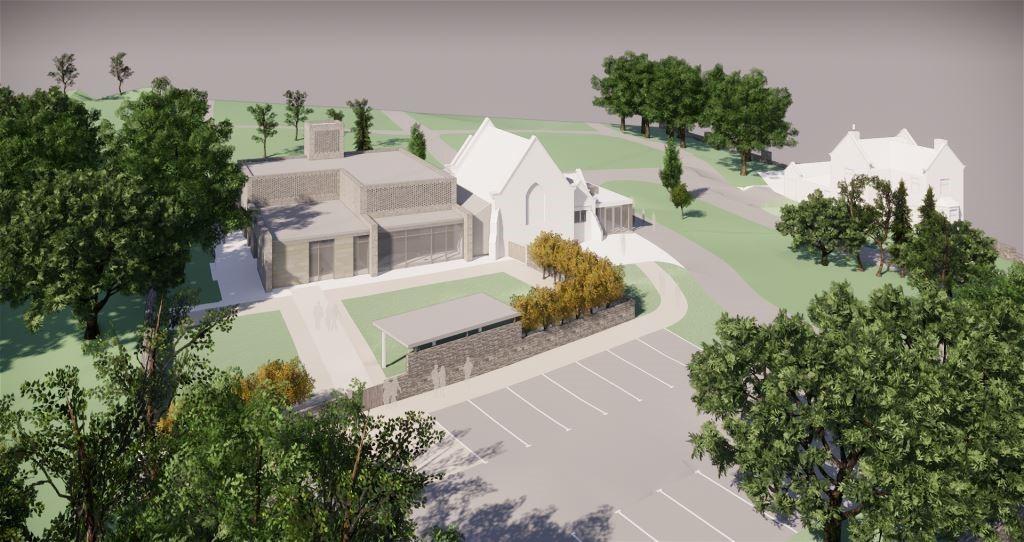 Praise for 'excellent' plans to upgrade Oakworth Crematorium