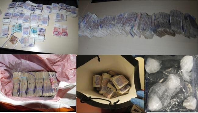 An extensive criminal organisation, which supplied class A drugs and laundered millions of pounds in illicit profits, has been dismantled