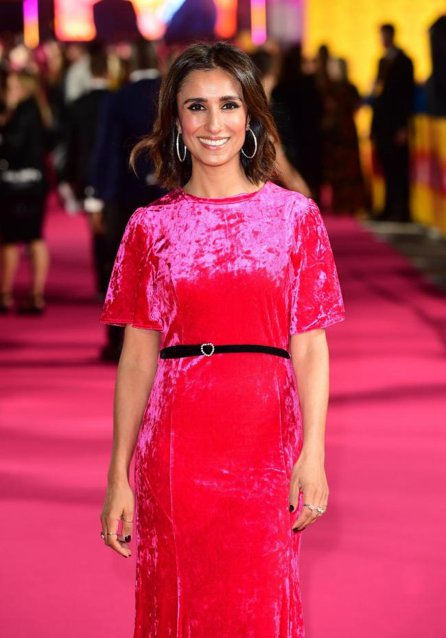 Bradford's Anita Rani will host the Channel 4 DIVERSE Festival. Photo: PA