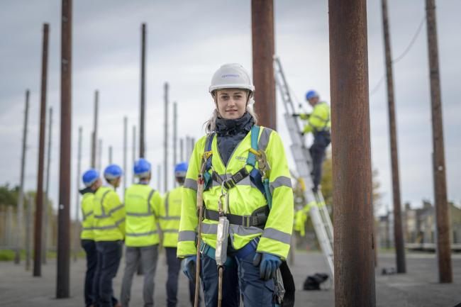 Bradford's Openreach training centre is holding an open day to encourage female engineers
