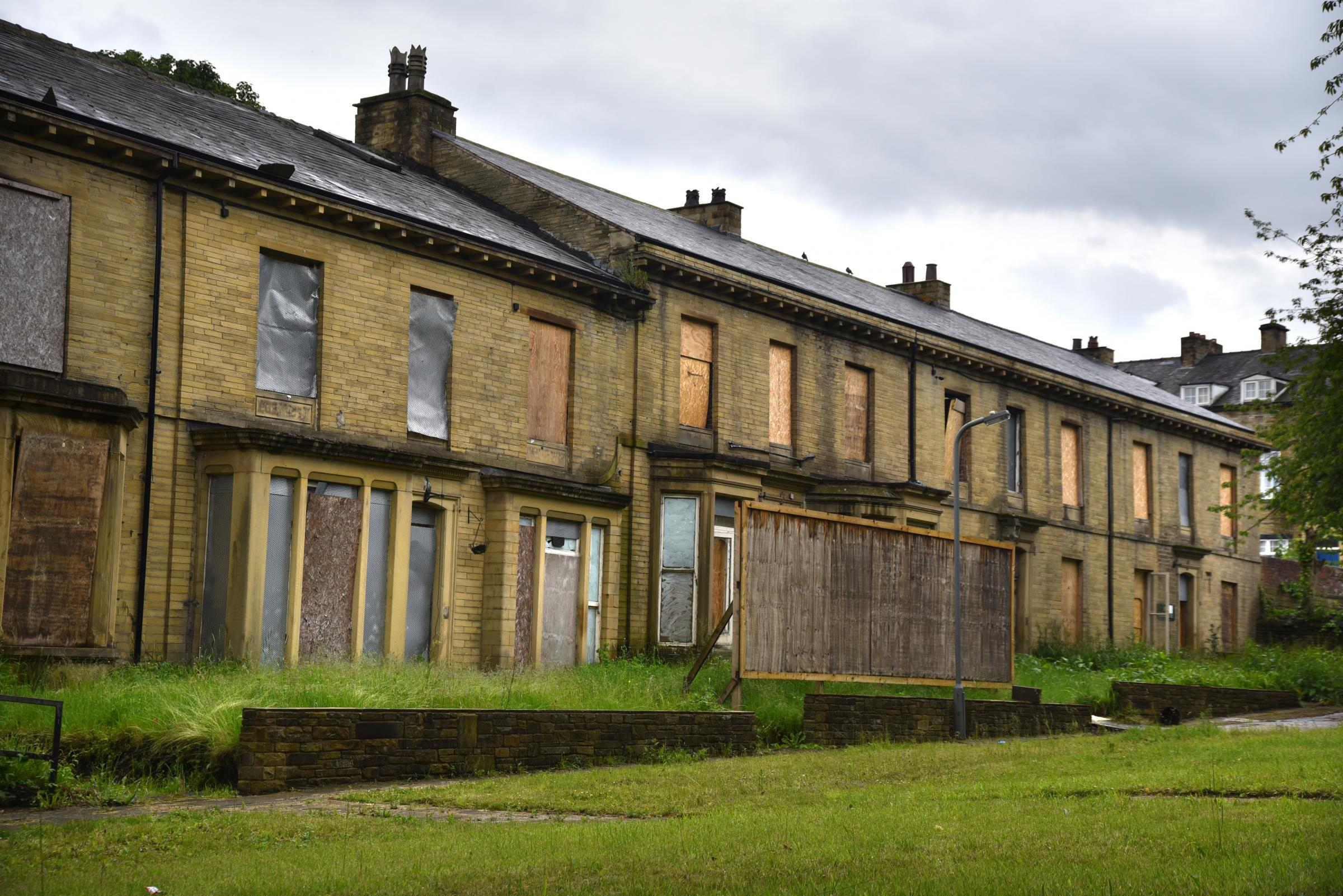 Derelict building in Manningham Conservation Area can be converted into flats after plans approved