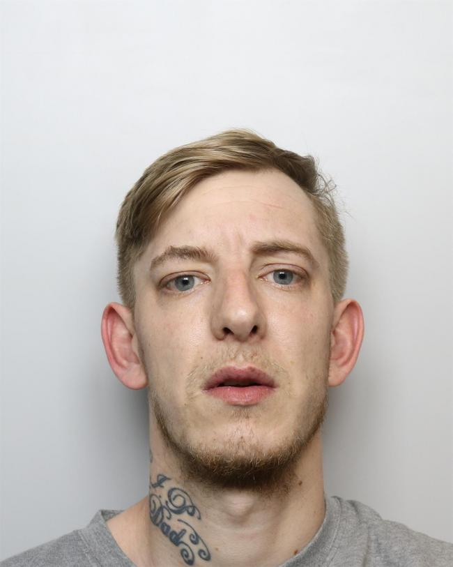 Simon Fox has been jailed. Picture: West Yorkshire Police